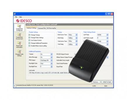 RFID encoder software for DESFire? Idesco DESCoder beats all